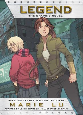 Legend: the Graphic Novel Cover Image
