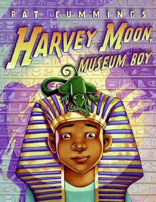 Harvey Moon, Museum Boy Cover