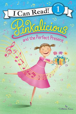 Pinkalicious and the Perfect Present (I Can Read! Pinkalicious - Level 1) Cover Image