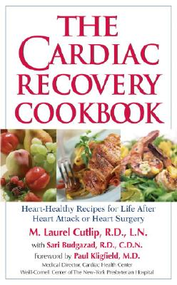 The Cardiac Recovery Cookbook Cover
