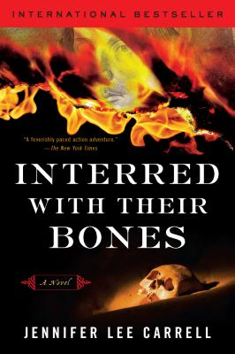 Interred with Their Bones Cover