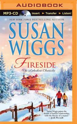 Cover for Fireside (Lakeshore Chronicles #5)