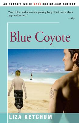 Blue Coyote Cover Image