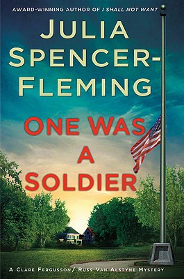 One Was a Soldier: A Clare Fergusson and Russ Van Alstyne Mystery cover