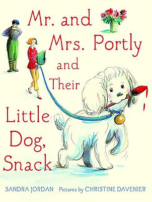 Mr. and Mrs. Portly and Their Little Dog, Snack Cover