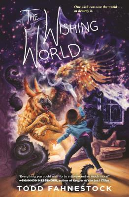The Wishing World Cover Image