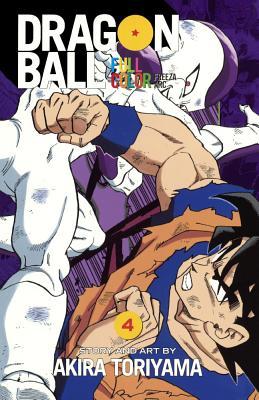 Cover for Dragon Ball Full Color Freeza Arc, Volume 4
