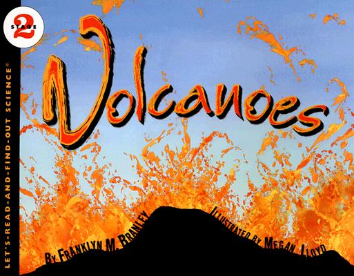 Volcanoes (Let's-Read-and-Find-Out Science 2) Cover Image