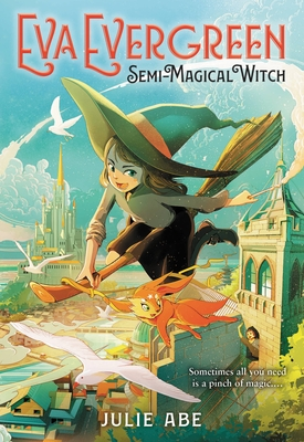 Eva Evergreen, Semi-Magical Witch Cover Image