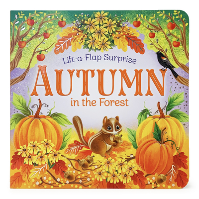 Autumn in the Forest Cover Image