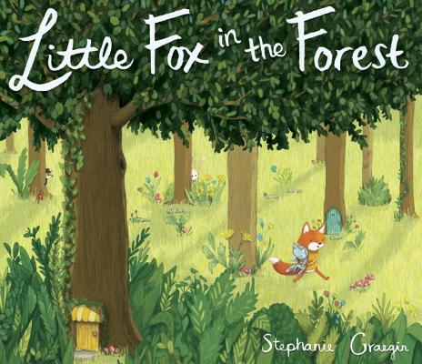 Little Fox in the Forest Cover