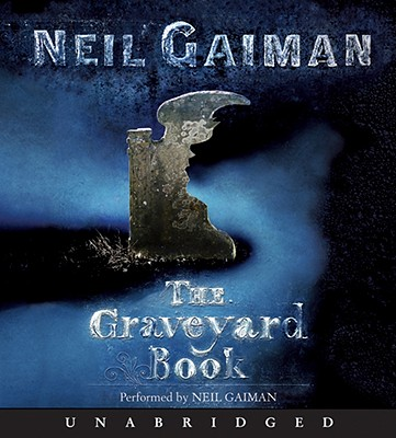 The Graveyard Book CD Cover Image