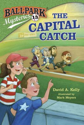 Ballpark Mysteries #13: The Capital Catch Cover Image