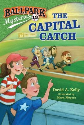 Cover for Ballpark Mysteries #13