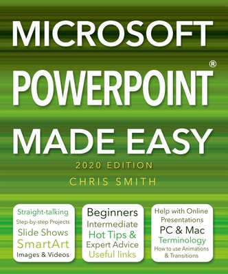 Microsoft PowerPoint (2020 Edition) Made Easy Cover Image