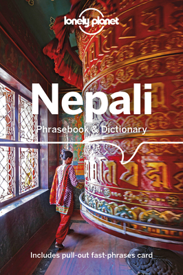 Lonely Planet Nepali Phrasebook & Dictionary Cover Image