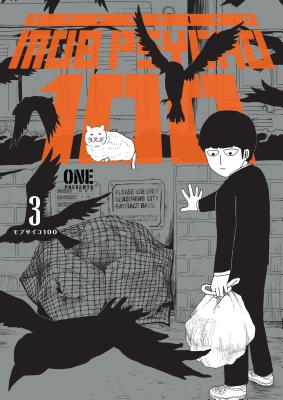 Mob Psycho 100 Volume 3 Cover Image