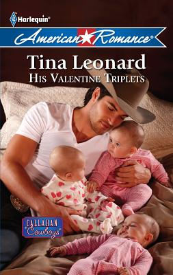 His Valentine Triplets Cover