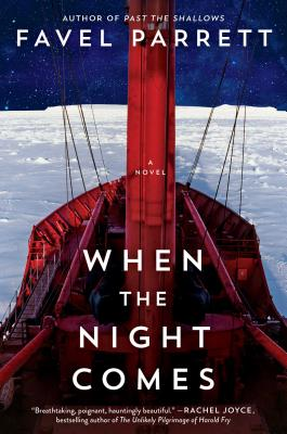 Cover for When the Night Comes