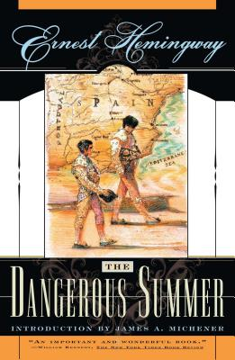 The Dangerous Summer Cover