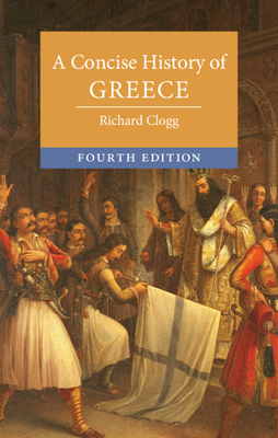 A Concise History of Greece (Cambridge Concise Histories) Cover Image