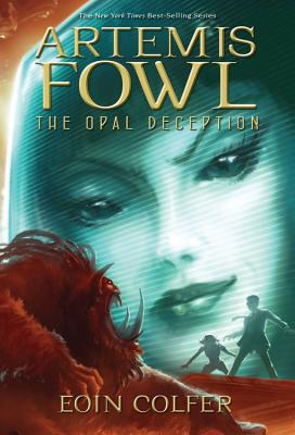Artemis Fowl: The Opal Deception Cover Image