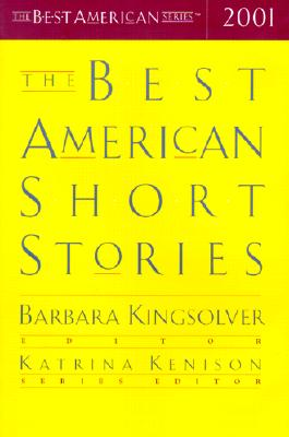 The Best American Short Stories 2001 Cover