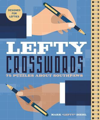 Cover for Lefty Crosswords