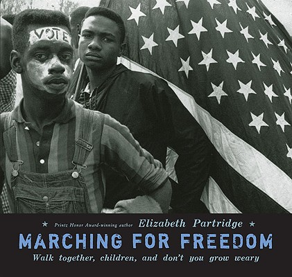 Marching for Freedom Cover