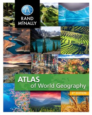 Atlas of World Geography Cover Image