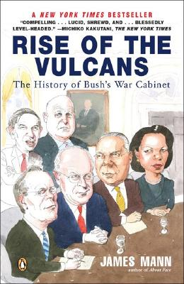 Rise of the Vulcans Cover