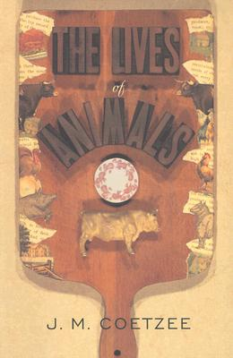The Lives of Animals Cover