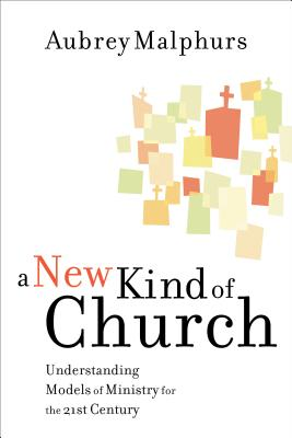 Cover for A New Kind of Church