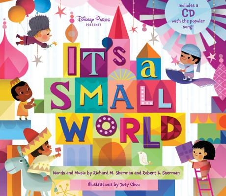 It's a Small World [With Audio CD] Cover