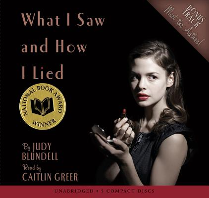 What I Saw and How I Lied Cover
