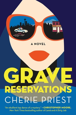 Grave Reservations: A Novel Cover Image