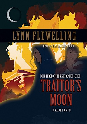 Traitor's Moon Lib/E (Nightrunner #3) Cover Image