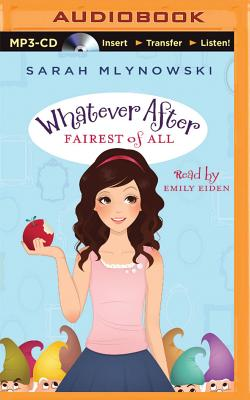 Fairest of All (Whatever After #1) Cover Image