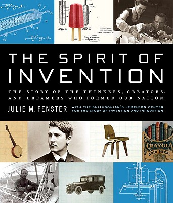 The Spirit of Invention Cover
