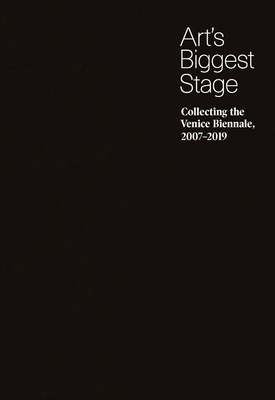 Cover for Art's Biggest Stage