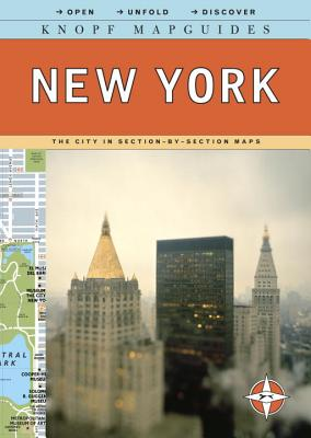 Knopf MapGuide: New YorkKnopf Guides