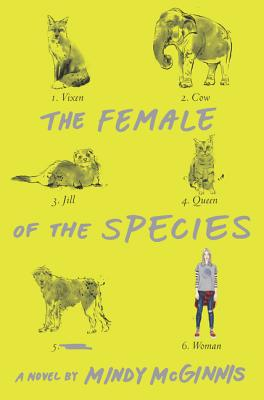The Female of the Species Cover