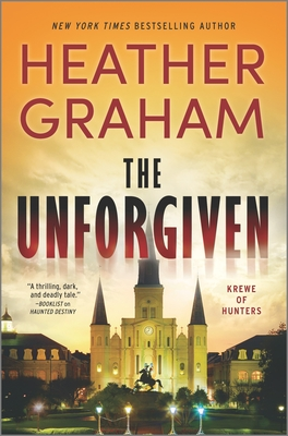 The Unforgiven (Krewe of Hunters #33) Cover Image