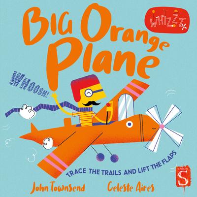 Cover for Big Orange Plane