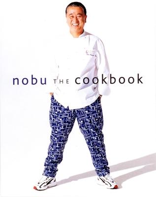 Nobu: The Cookbook Cover Image