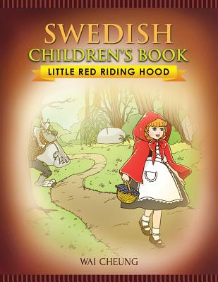 Swedish Children's Book: Little Red Riding Hood Cover Image
