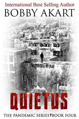 Pandemic: Quietus: A Post-Apocalyptic Medical Thriller Fiction Series Cover Image