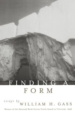 Cover for Finding a Form