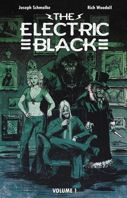 The Electric Black Cover Image