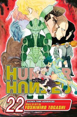 Hunter x Hunter, Vol. 22 Cover Image
